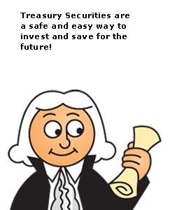 Savings Bonds are a safe and easy way to invest and save for the future! - Alexander Hamilton